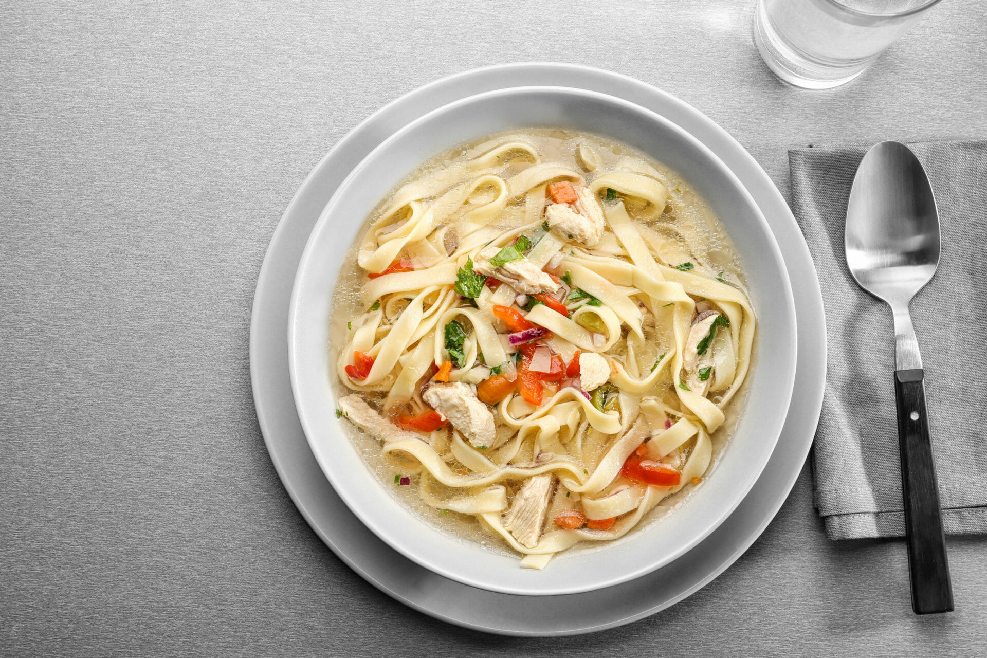 Chicken Noodle Soup Renal Diet Recipe
