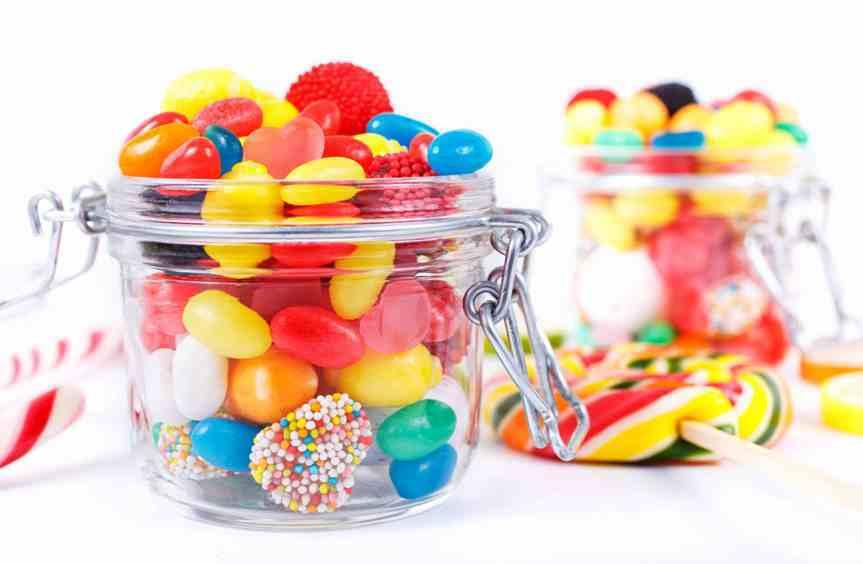 Jar of Candies