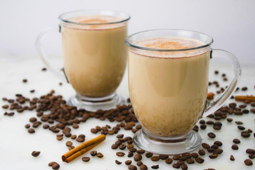 Hazelnut Cinnamon Coffee 2