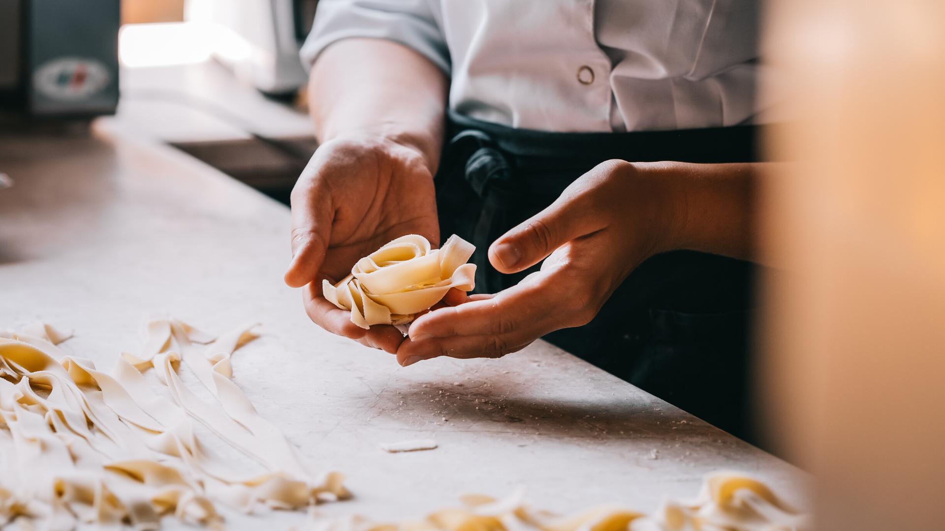 pasta making and CKD Diet