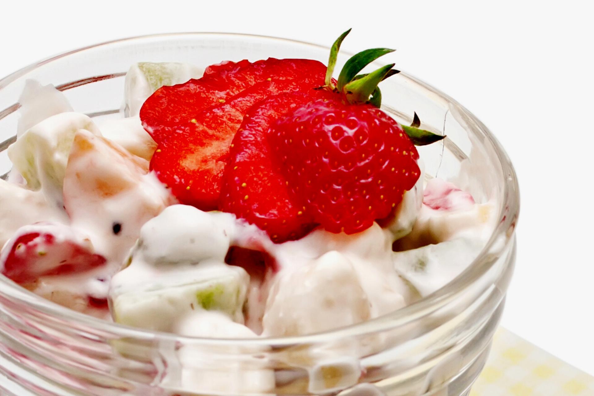 Fruit salad kidney friendly recipe