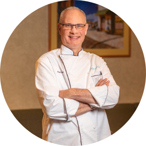 Chef Duane Profile Cricle